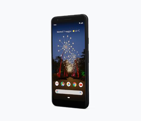 1 - Google Pixel 3a
