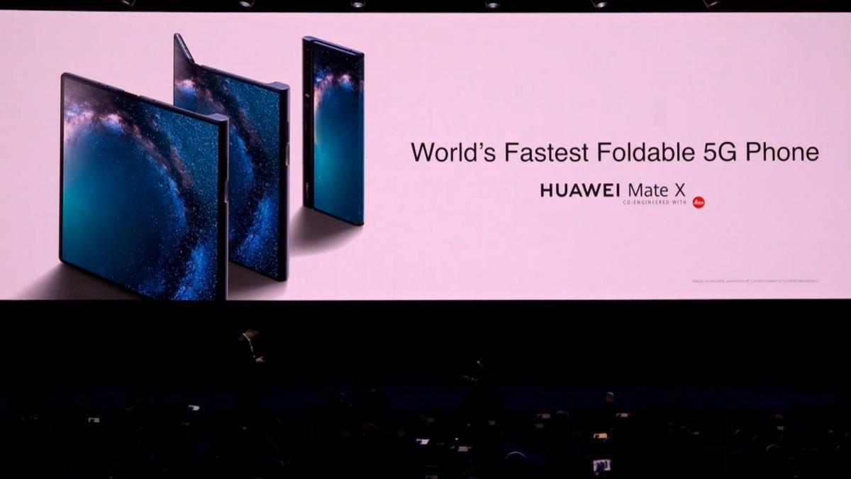 0 - Huawei Mate X
