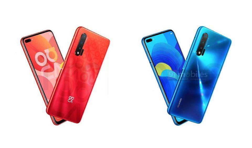 1 - Huawei Nova 6 e Huawei Nova 6 Pro - Darth NEws Side