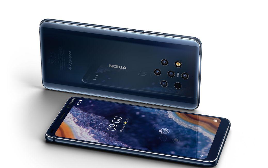 1 - Nokia 9 PureView