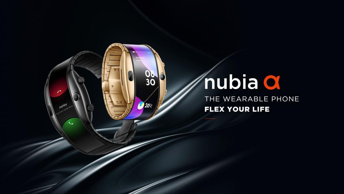 1 - Nubia Alpha