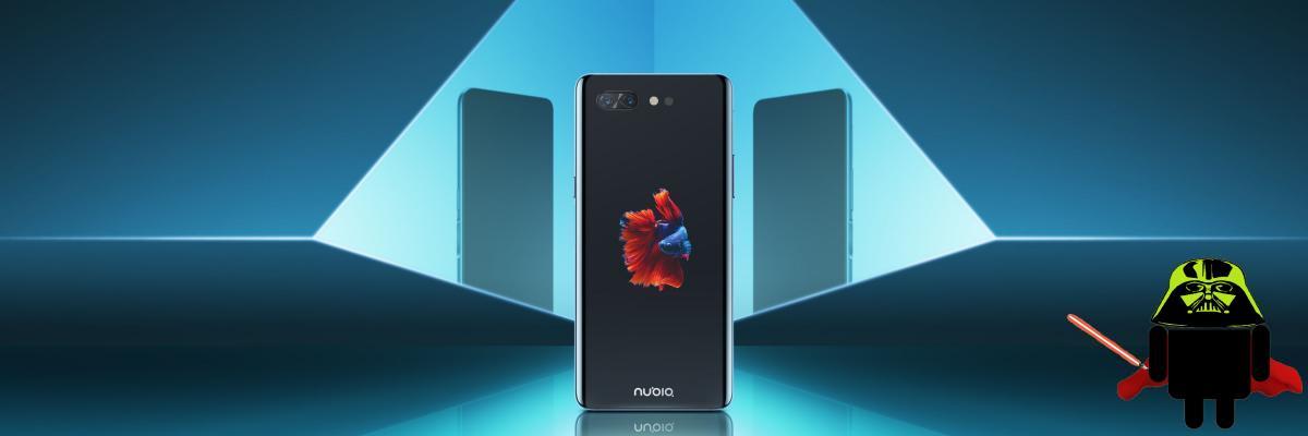 1 - Nubia X