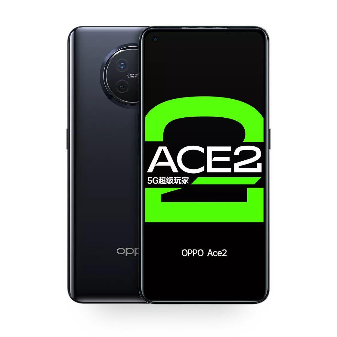 1 - OPPO Ace 2 - Darth News Side