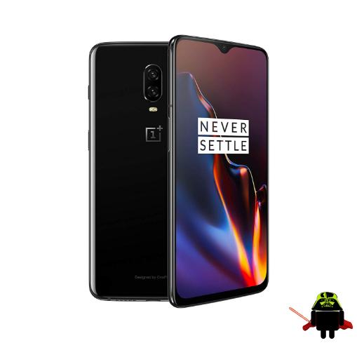 1 - OnePlus 6T Mirror Black