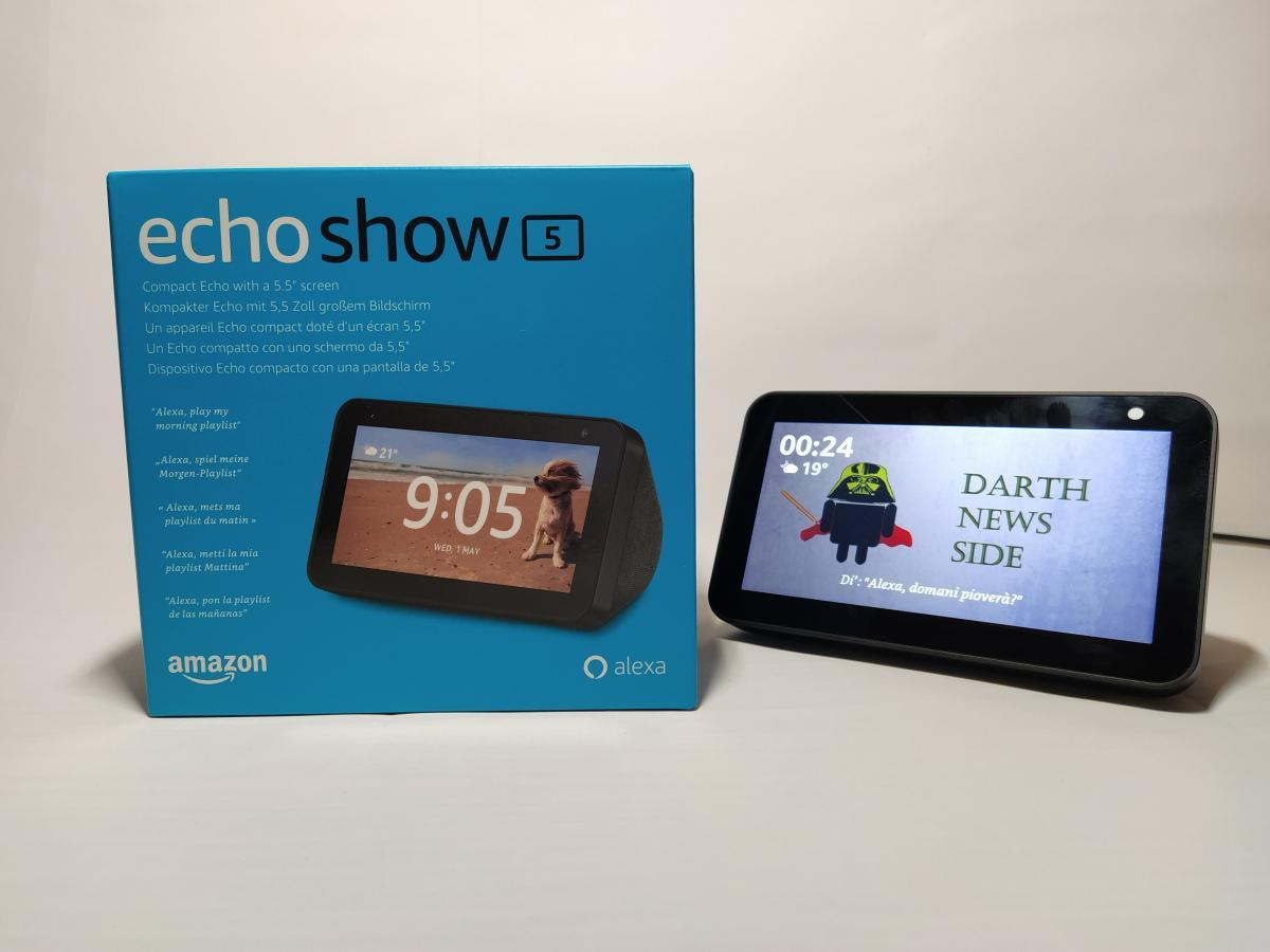 1 - Echo Show 5