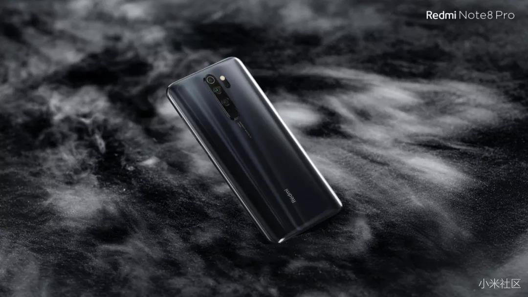 1 - Redmi Note 8 Pro