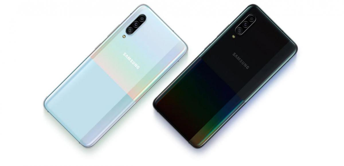 1 - Galaxy A90 5G