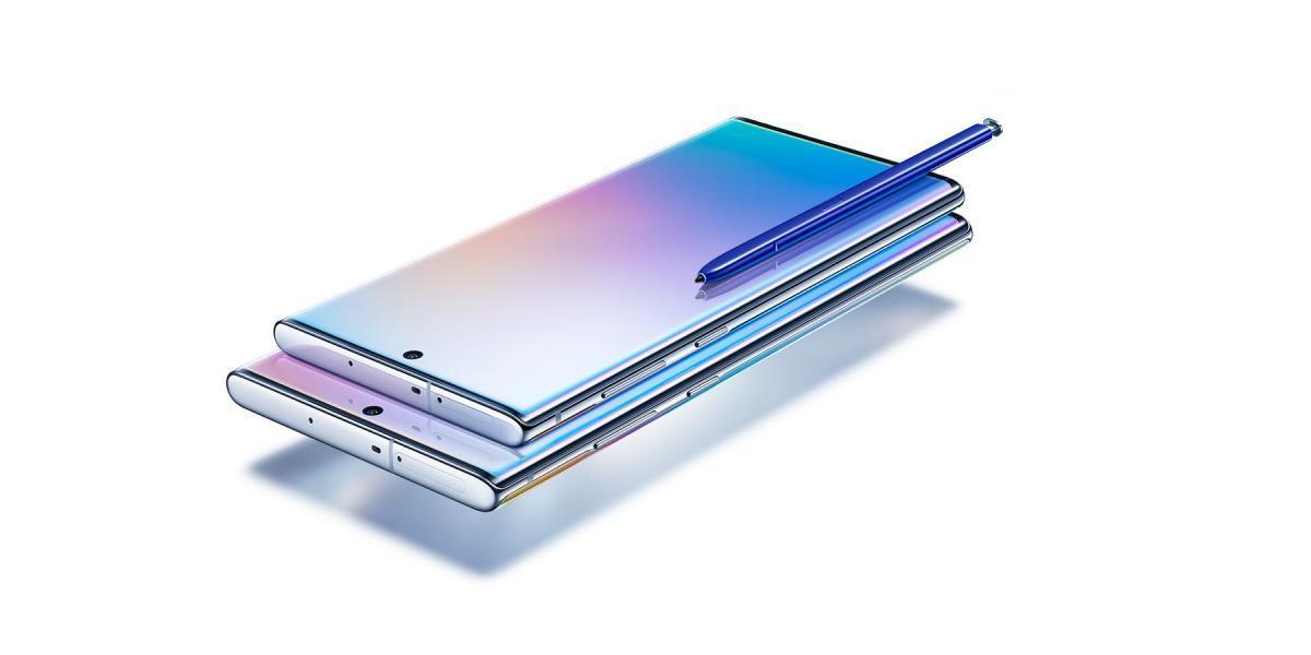 1 - Galaxy Note 10 e Note 10+ presentati ufficialmente e già disponibili in preordine
