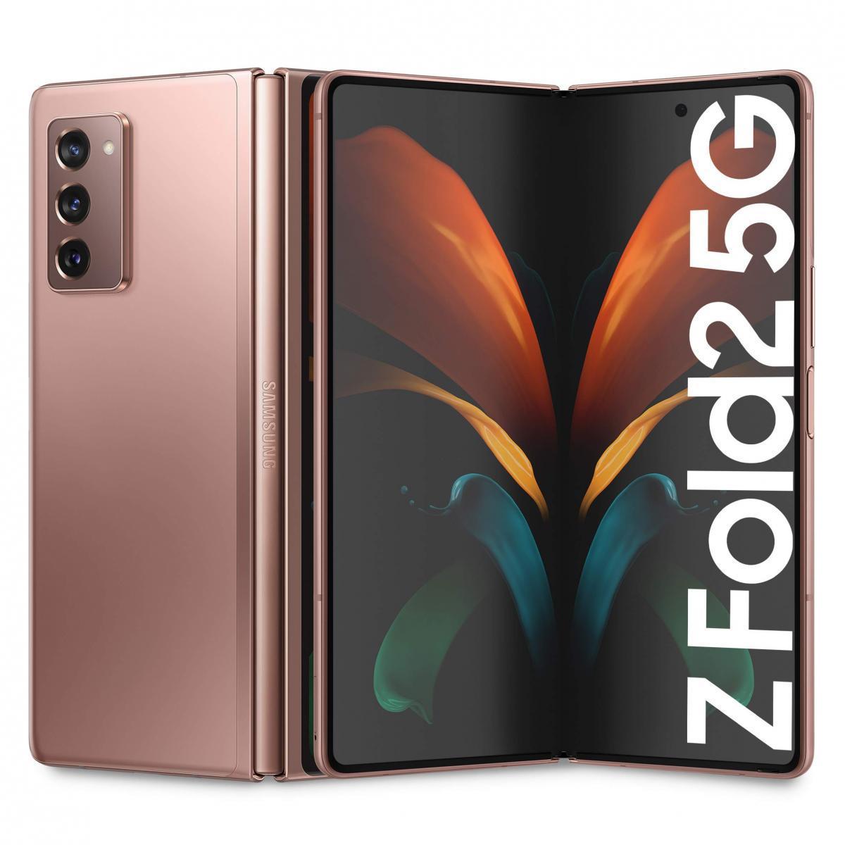 1 - Samsung Galaxy Z Fold 2 5G - Darth News Side - Alexa Reviews