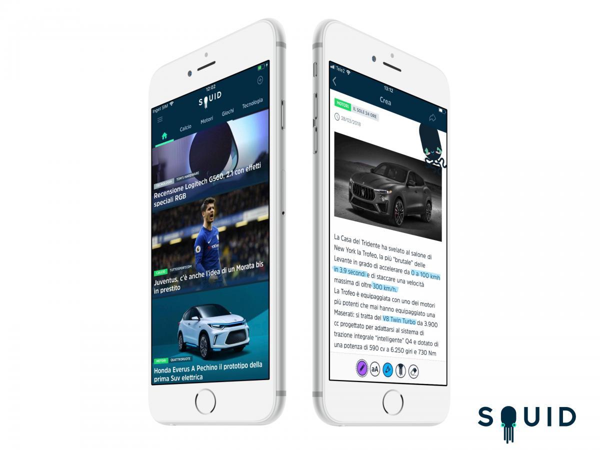 1 - Squid App