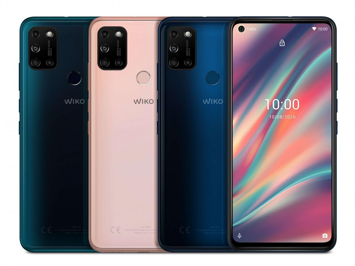1 - Wiko View 5