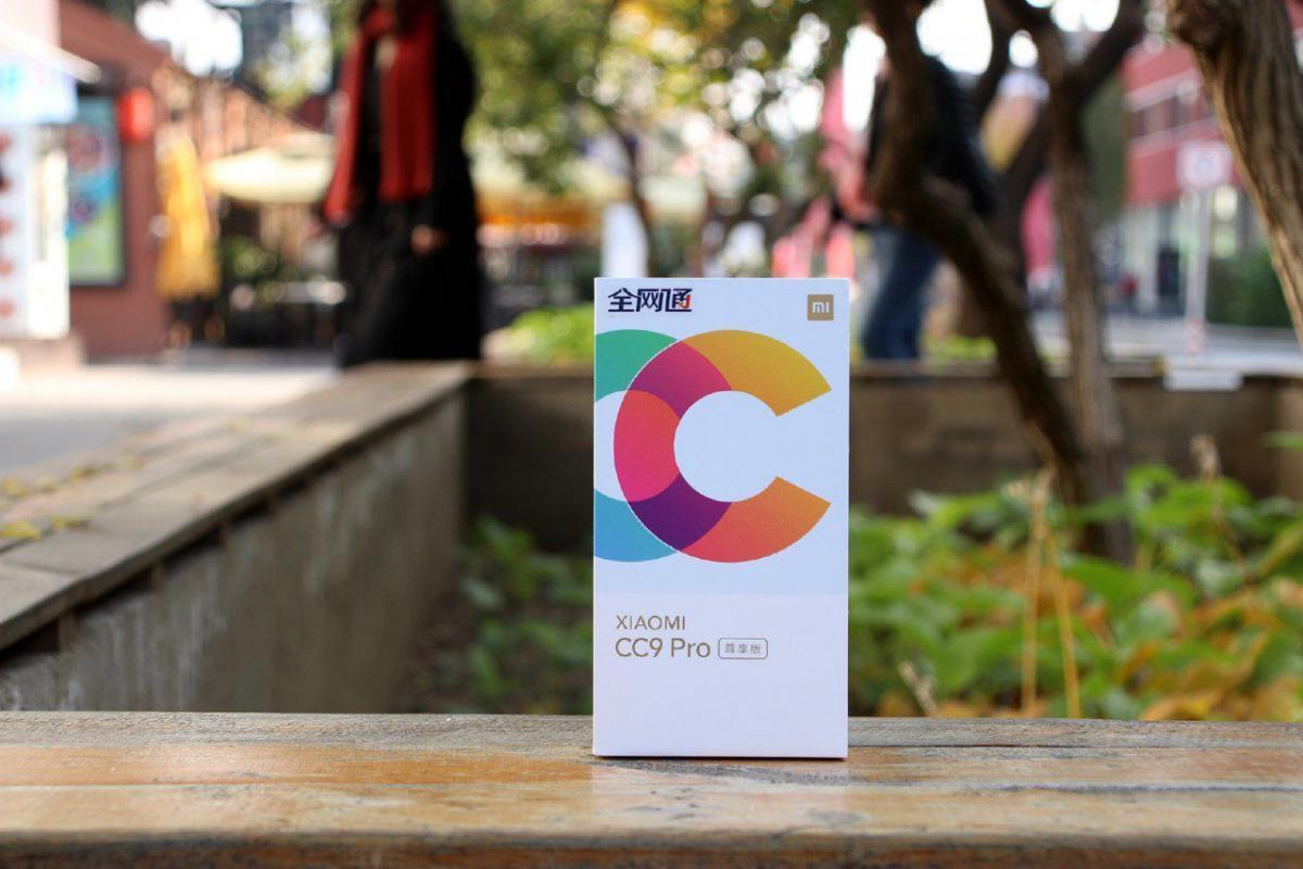 1 - Xiaomi CC9 Pro