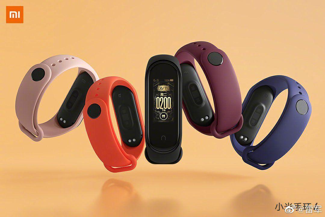 1 - Xiaomi Mi Band 4 ufficiale display AMOLED, assistente vocale, NFC, tante novità, ma prezzo bomba (come sempre)