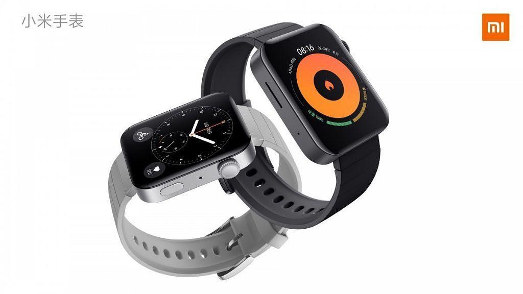 1 - Xiaomi Mi Watch