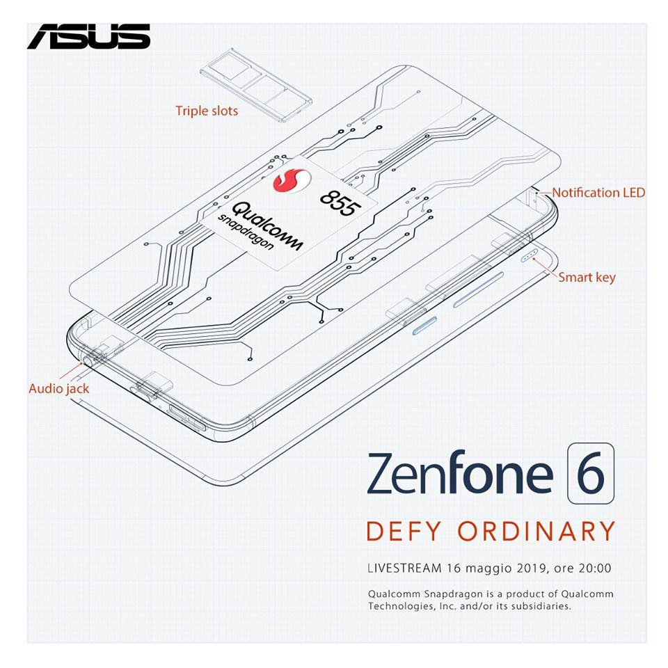 1 - Asus ZenFone 6