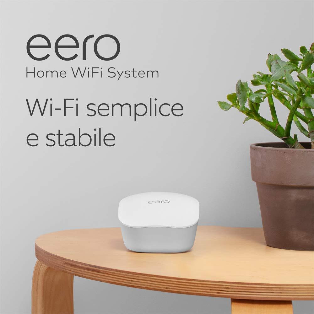 1 - eero Home Wi-Fi System