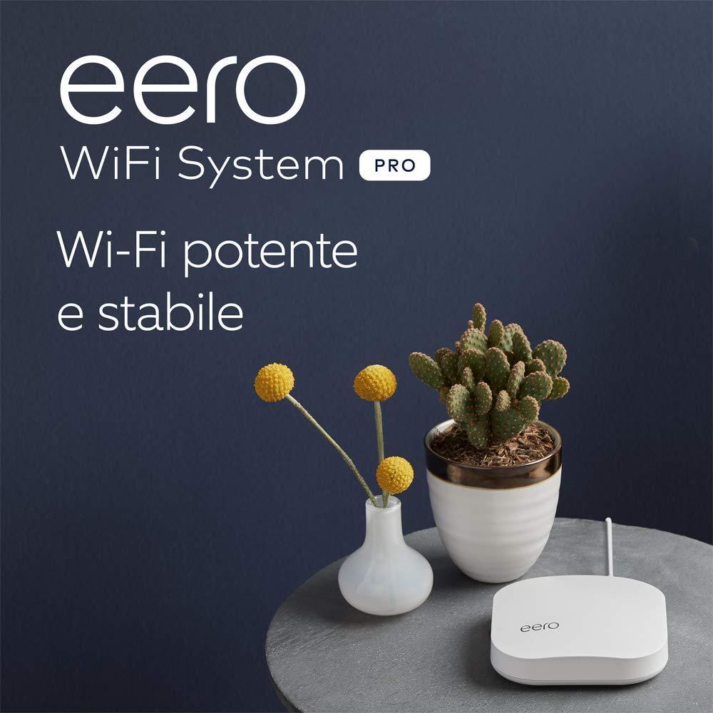 1 - eero Wi-Fi System Pro