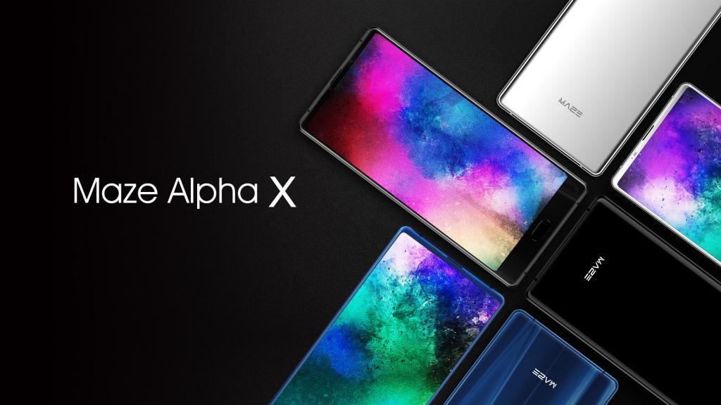 Maze-Alpha-X
